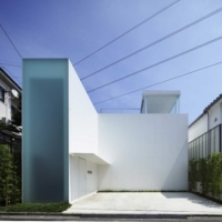 * Residential Architecture: Cube Court House by Shinichi Ogawa & Associates