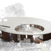 * Architecture: FUNDECOR New Headquarters Proposal by MOOV