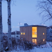 * Residential Architecture: Small Box House by Akasaka Shinichiro Atelier