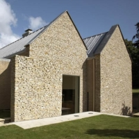 * Residential Architecture: Wickstead Lodge by Baynes & Co