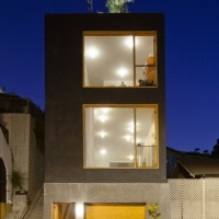 * Residential Architecture: Eels Nest House by Anonymous Architects