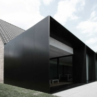 * Residential Architecture: House DS by GRAUX & BAEYENS architecten