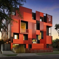 * Residential Architecture: Formosa 1140 by Lorcan O'Herlihy Architects
