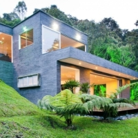 * Residential Architecture: House Lago en el Cielo by David Ramirez
