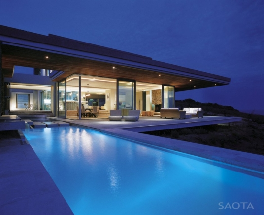 Cove 6 House by Stefan Antoni Olmesdahl Truen Architects (SAOTA)