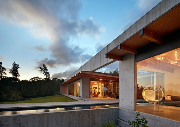 Lavaflow 7 - Mayer-Penland House by Craig Steely Architecture