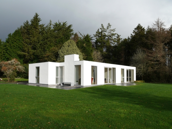 Kerry House by Carson and Crushell Architects